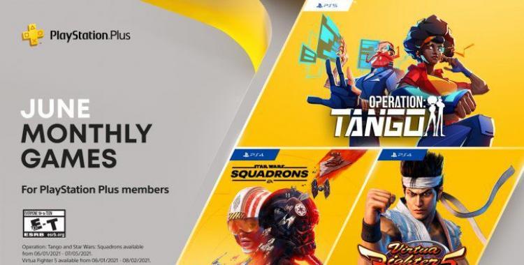 PlayStation Plus: estos son los videojuegos gratis de junio   El Diario 24