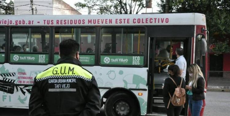 Por el paro de colectivos habilitarán un servicio especial del Ecobus | El Diario 24