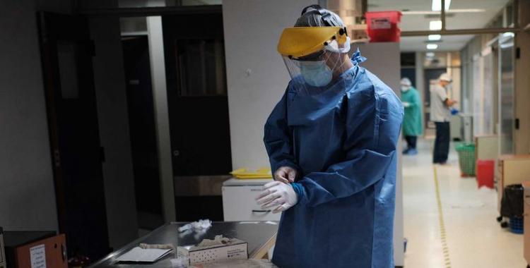 Coronavirus en el país: reportan 560 fallecimientos y 39.207 contagios en las últimas 24 horas   El Diario 24