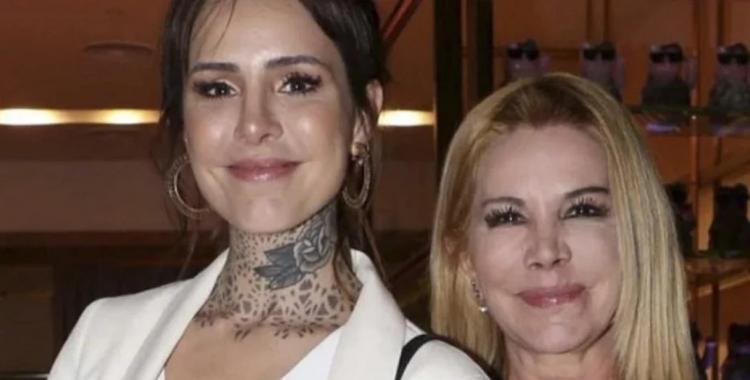 Cande Tinelli mostró una foto de su mamá internada y contó cuál es su estado   El Diario 24
