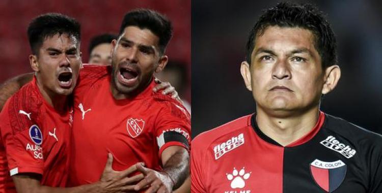 Independiente vs Colón de Santa Fe: Por mantener vivo el sueño del título: Horario, Tv y formaciones | El Diario 24