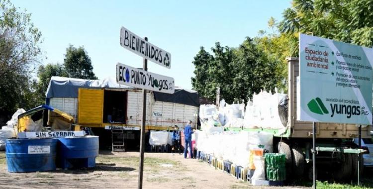 Educación ambiental: Yungas de Pie promueve la primera red de ecopuntos de Yerba Buena   El Diario 24