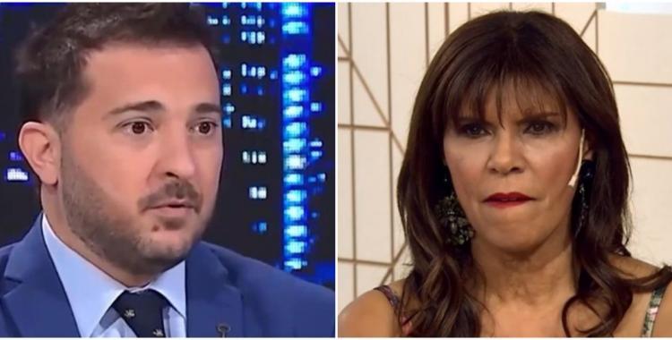 Disculpas a medias: Brancatelli le pidió perdón a Anamá Ferreira, pero lanzó una advertencia   El Diario 24