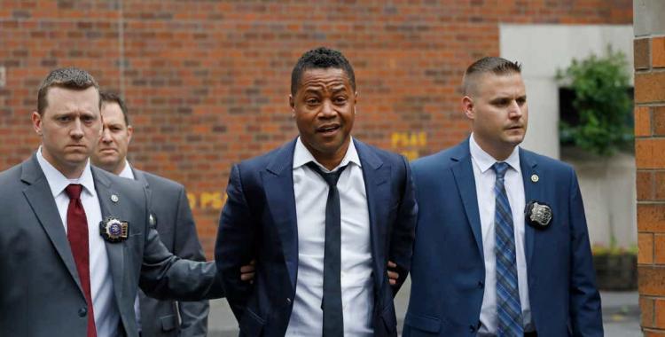 Cuba Gooding Jr. perdió una demanda por asalto sexual y mirá los graves antecedentes que tiene | El Diario 24