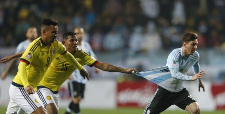 La estrategia que planean los colombianos para frenar a Lionel Messi en Barranquilla   El Diario 24