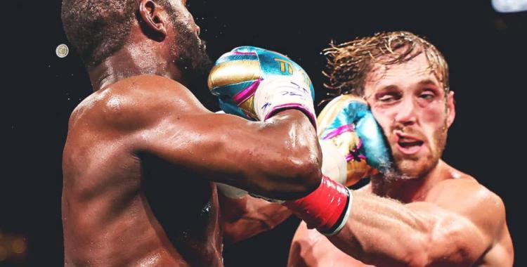 VIDEO Los fans abuchearon a Floyd Mayweather en su enfrentamiento ante Logan Paul | El Diario 24