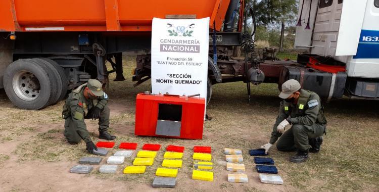 Desbaratan banda narco con nexos internacionales y detienen a un tucumano | El Diario 24
