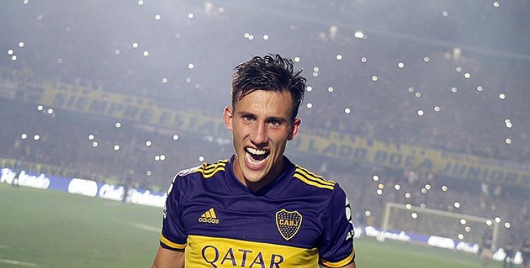 Nicolás Capaldo se va de Boca: Mirá los detalles de la millonaria transferencia al Salzburgo de Austria | El Diario 24