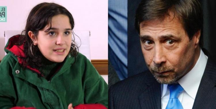 La foto con la que Feinmann embistió contra Ofelia Fernández luego de que se vacunara | El Diario 24