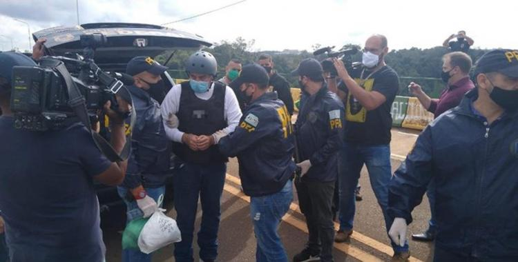 Mirá las primeras imágenes de la extradición del golfista Ángel Pato Cabrera para enfrentar un juicio   El Diario 24