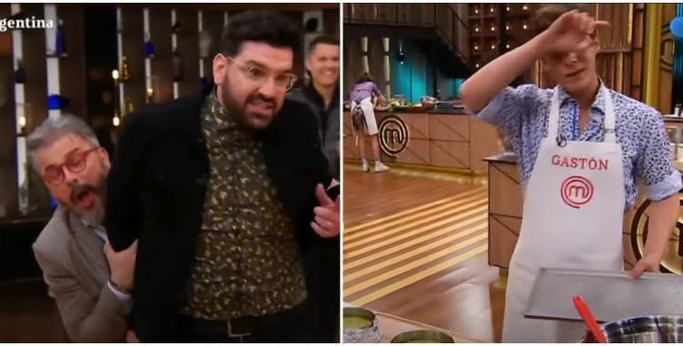 VIDEO MasterChef Celebrity: ¡No!, ¿qué hacés?, la advertencia de Damián Betular a Gastón Dalmau | El Diario 24