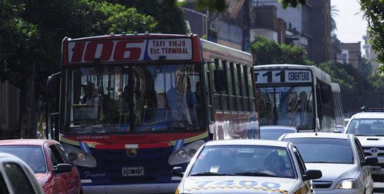 A partir del lunes aumenta el boleto y la tarifa de taxis en Tucumán: de cuánto es el incremento | El Diario 24