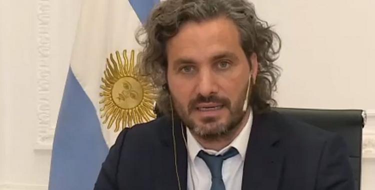 Santiago Cafiero reiteró el reclamo por la soberanía de las Islas Malvinas | El Diario 24