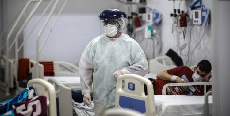Coronavirus en el país: reportan 669 muertes y 27.628 nuevos contagios en las últimas 24 horas   El Diario 24