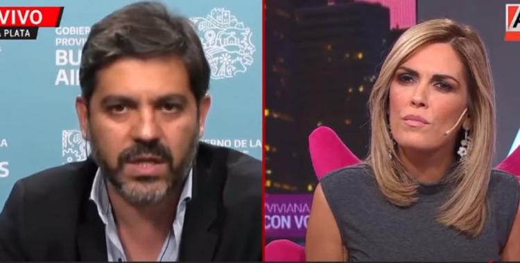 VIDEO Viviana Canosa quedó descolocada ante la respuesta de Carlos Bianco   El Diario 24