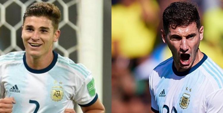 Julián Álvarez reemplazará a Lucas Alario en la lista de la Copa América: Así fue la maniobra para incluirlo   El Diario 24