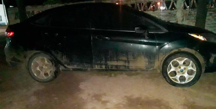 Estaba prófugo por un robo y fue descubierto por la Policía camino a una fiesta clandestina   El Diario 24