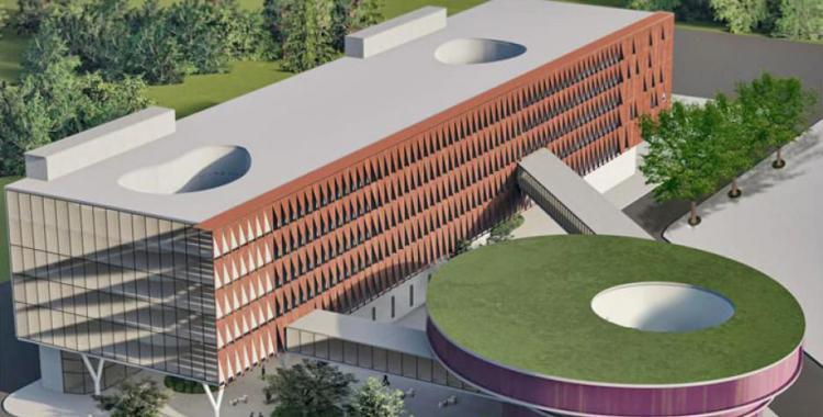 Así será el Hospital Universitario que Carla Vizzotti y Gerardo Zamora anunciaron para Santiago del Estero | El Diario 24