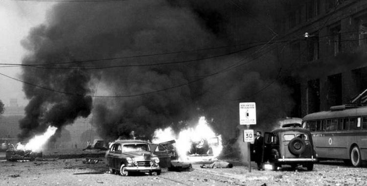 Qué pasó el 16 de junio de 1955   El Diario 24
