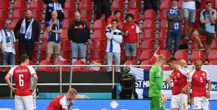 Christian Eriksen recibió el alta a casi una semana de su descompensación en la cancha | El Diario 24