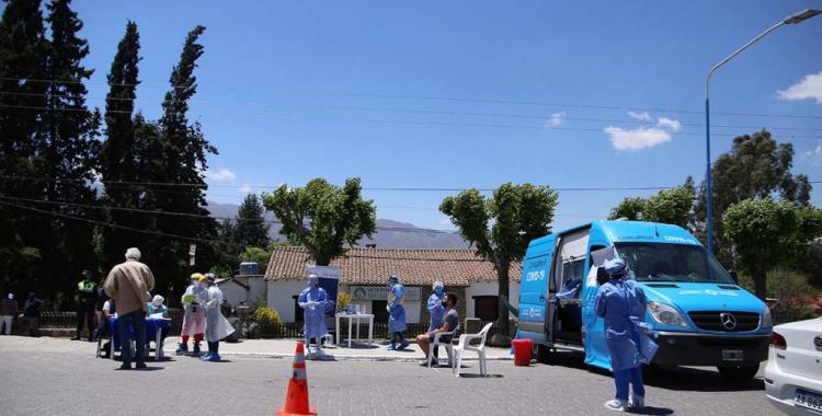 Reforzarán la búsqueda de febriles en los Valles Calchaquíes por el aumento de casos de Covid-19   El Diario 24