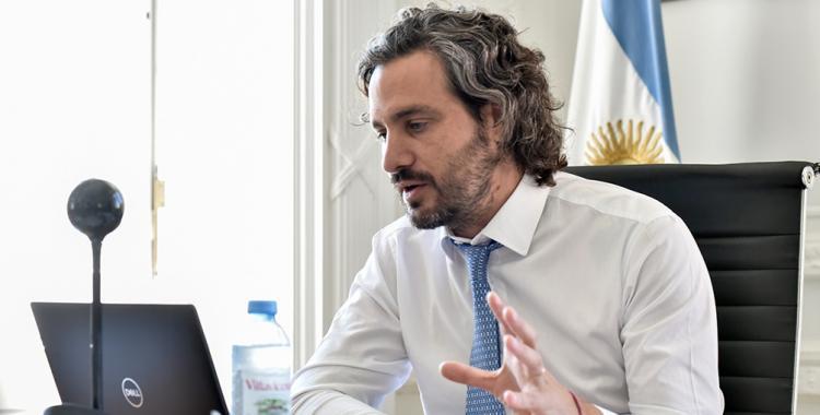 Qué pasará con las paritarias y la inflación, y la postura del Gobierno según Santiago Cafiero | El Diario 24