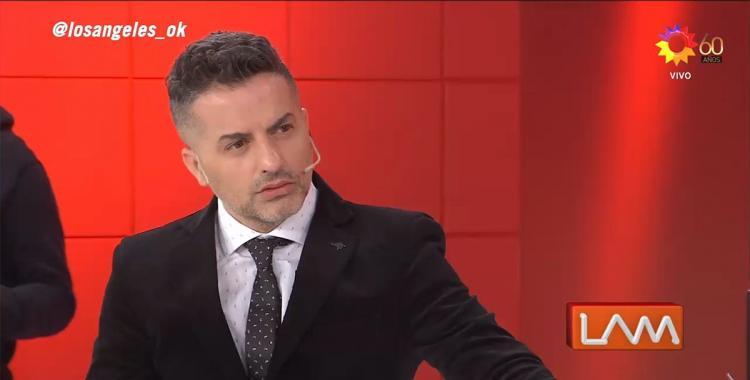 Ángel de Brito fulminó a la exnovia de Manu Urcera por su aparición en los medios | El Diario 24