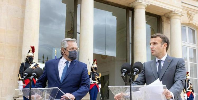 Alberto Fernández tomó una drástica decisión sobre su viaje programado a Francia | El Diario 24
