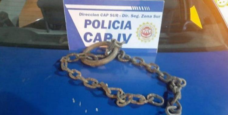 Un grupo de policías fueron a desalojar una fiesta clandestina y los atacaron a cadenazos   El Diario 24