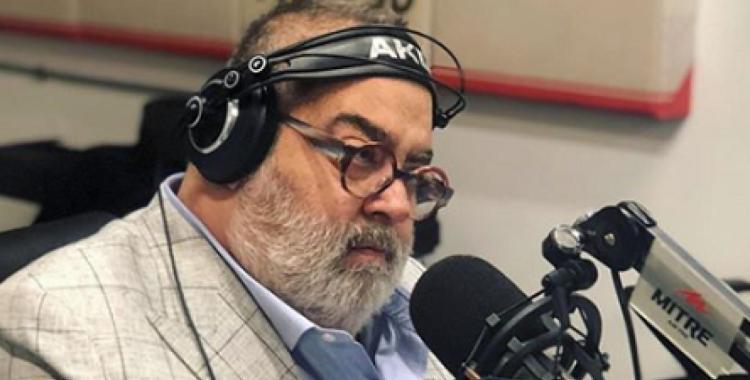 El pedido de una exvedette a Jorge Lanata | El Diario 24