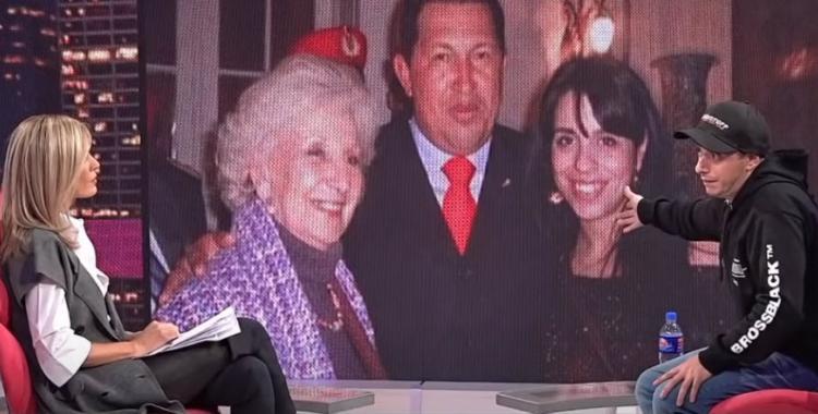 VIDEO El Dipy en un picante mano a mano con Viviana Canosa le respondió a Estela de Carlotto | El Diario 24