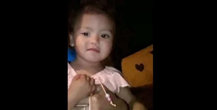 Búsqueda desesperada de Rocío Milagros Rojas, una pequeña de 4 años que desapareció en Lules | El Diario 24