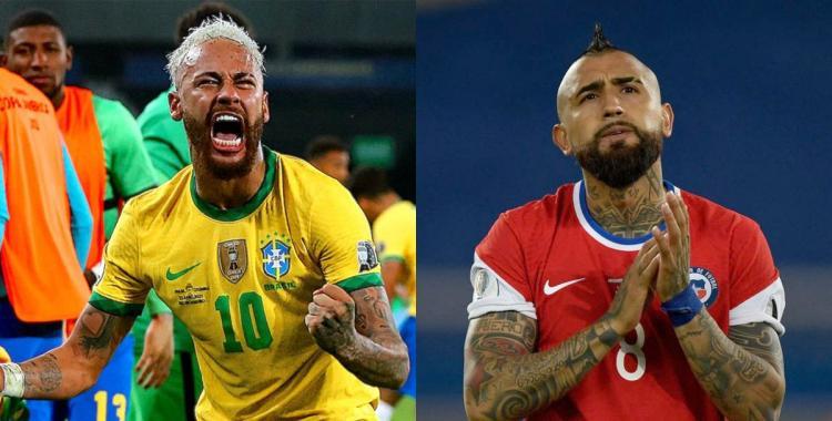 Brasil vs Chile a todo o nada por un lugar en las semifinales de la Copa América: Horario, Tv y formaciones | El Diario 24