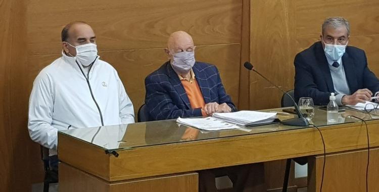 Esto declaró el Pato Cabrera en la primera audiencia del juicio en su contra por violencia de género | El Diario 24