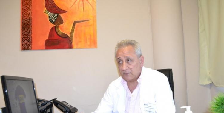 Dolor en Santiago del Estero por muerte del director de la Maternidad del CISB   El Diario 24