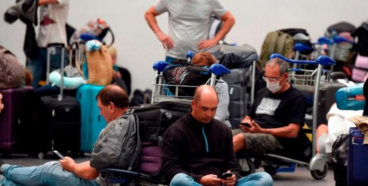 Diputados presentaron un pedido de hábeas corpus contra las restricciones para los varados | El Diario 24