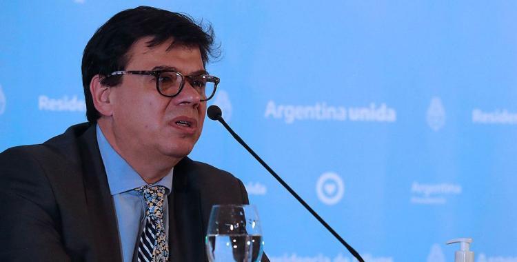 Moroni afirmó que está tomada la decisión de aumentar el salario mínimo   El Diario 24
