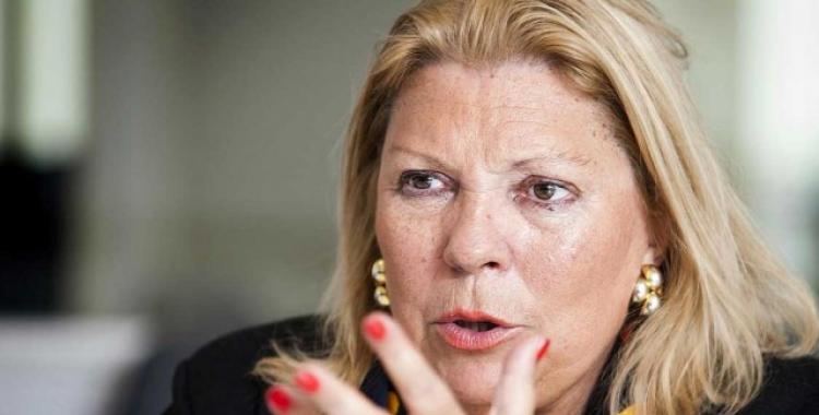 Elisa Carrió decidió bajarse de su candidatura tras la postulación de Facundo Manes   El Diario 24