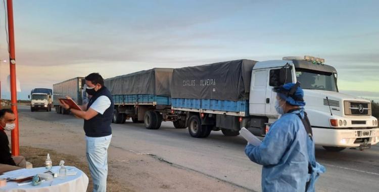 Extreman los controles a las personas que ingresan a Tucumán   El Diario 24
