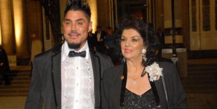 Murió la mamá de Ricardo Fort producto de una falla cardíaca   El Diario 24