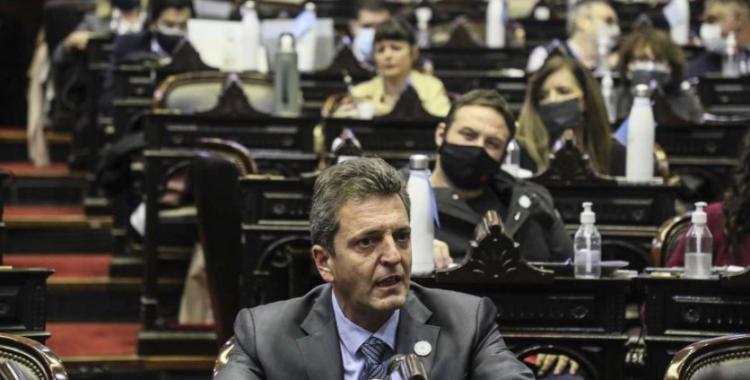Sergio Massa propuso transformar los planes sociales en planes de empleo   El Diario 24