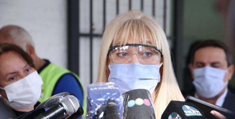 Chahla reveló el porcentaje de la población mayor de 18 años que ya está vacunada en Tucumán   El Diario 24