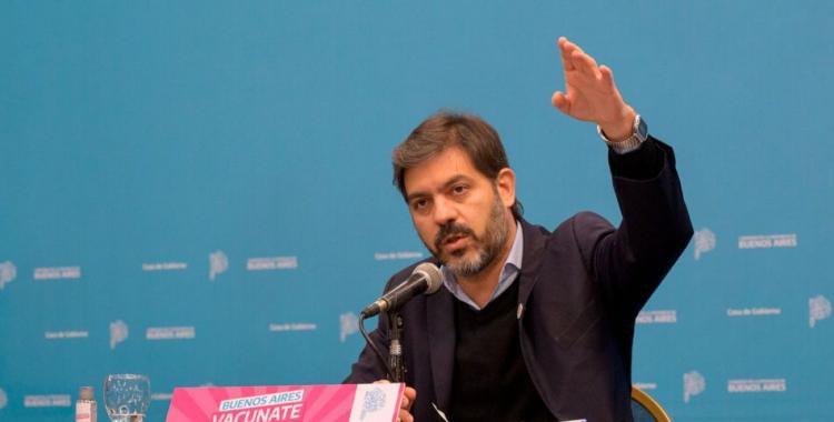 """Carlos Bianco acusó a la oposición de """"militar el exilio"""" para que los jóvenes se vayan del país   El Diario 24"""