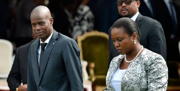 El Gobierno argentino repudió los asesinatos del Presidente de la República de Haití y su esposa | El Diario 24