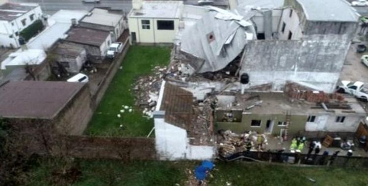 Explosión y derrumbe en Mar del Plata: una mujer murió y rescataron a otras tres que habían quedado atrapadas | El Diario 24