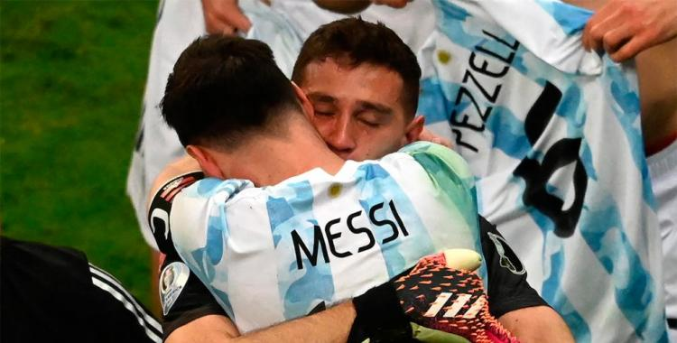 VIDEO Emiliano Dibu Martínez, el nuevo héroe argentino que llevó a la Selección a final   El Diario 24