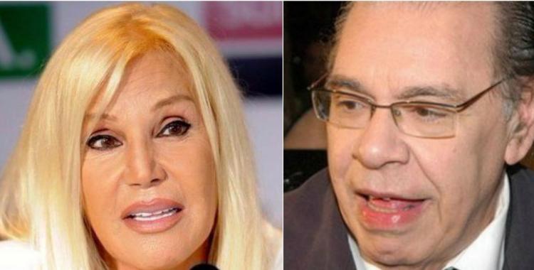Enrique Pinti y un furioso mensaje contra Susana Giménez   El Diario 24