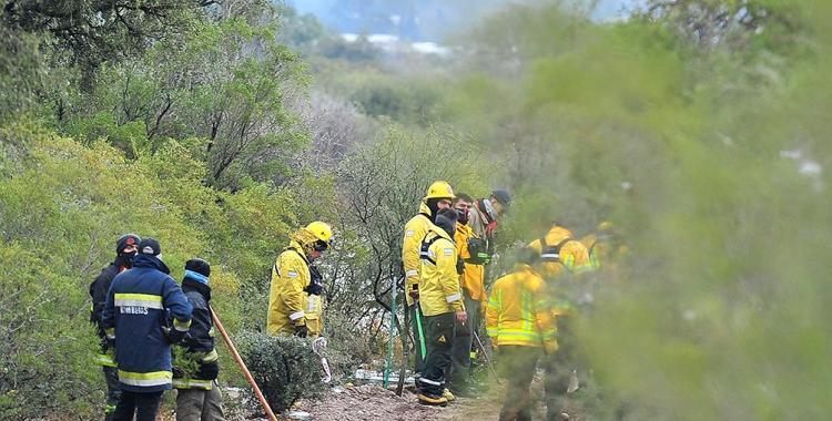 Más de 20 allanamientos en las últimas horas en busca de Guadalupe y una pista en Río Tercero | El Diario 24