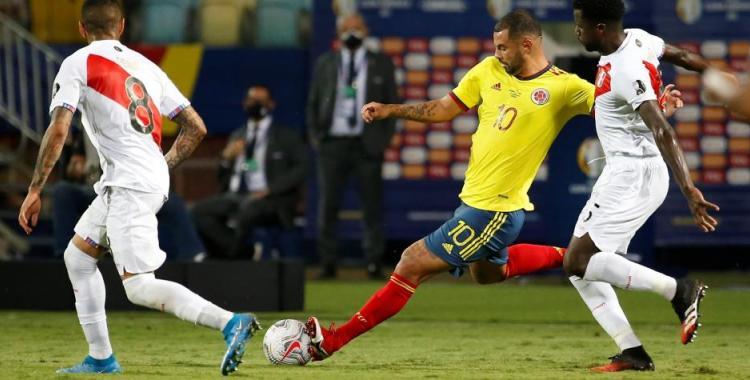 Colombia y Perú, por un lugar en el podio de la Copa América: Horario, Tv y probables formaciones | El Diario 24