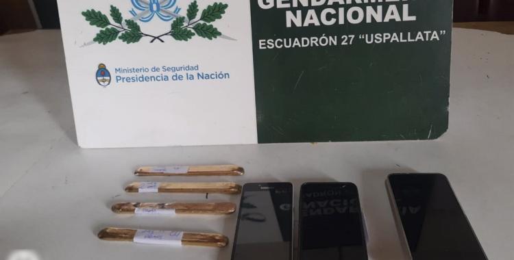 Desbaratan una banda que traficaba lingotes de oro y mercadería de todo tipo   El Diario 24